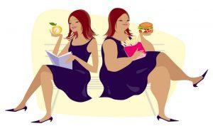 הרגלי אכילה, עודף משקל